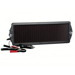 Chargeur solaire 12 V 125 mA