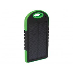 Batterie externe portable solaire USB