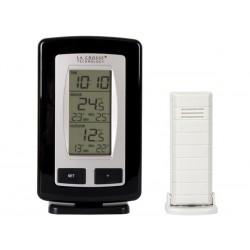 Thermomètre sans fil La Crosse intérieur/extérieur min/max