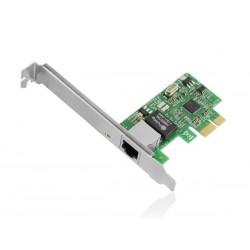 Carte réseau interne PCI-E 10/100/1000 Mbps