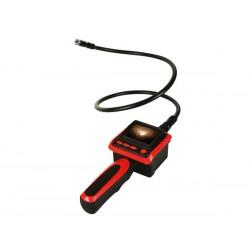 Caméra d'inspection 9mm avec écran LCD et éclairage led