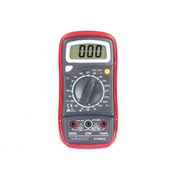 Multimètre numérique 1999 points CAT. III 600 v