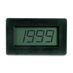 Afficheur LCD 3 1/2 Digits 9 V CC économique de panneau