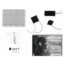 Kit d'experimentation solaire éducatif