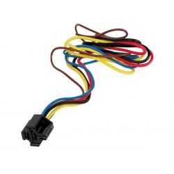 Support pour relais automobile sur fil