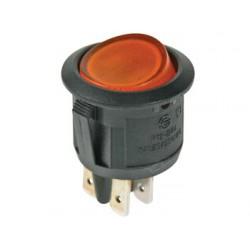 Interrupteur à bascule bipolaire diamètre 20.2mm