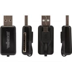 Lecteur de carte SD et Micro SD USB 2.0