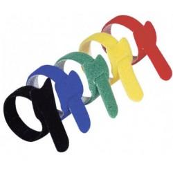 Assortiment de colliers autoagrippants 20cm
