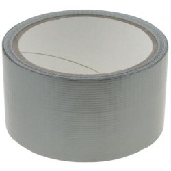 Ruban adhésif 50mm x 10m gris
