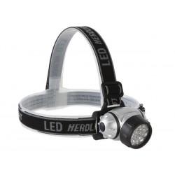 Lampe frontale à 23 LED