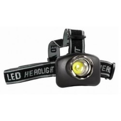 Lampe frontale à LED 3 W 130lm