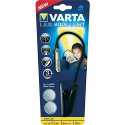 Lampe de lecture à pince Varta