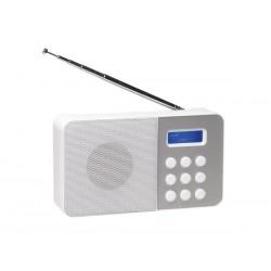 Radio FM/DAB+ blanche