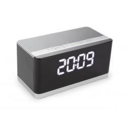 Radio-réveil numérique FM + USB + MICRO-USB