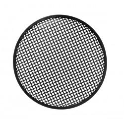 """Grille métallique 6.5"""" pour haut-parleur"""