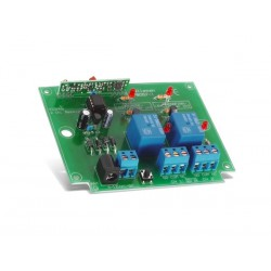 Récepteur code RF 2 canaux