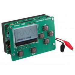 Oscilloscope éducatif avec afficheur LCD
