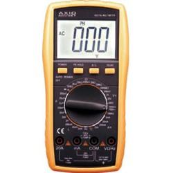 Multimètre capacimètre, inductancemètre