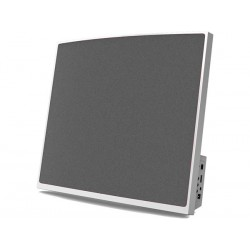 Enceinte Bluetooth montage mural blanc