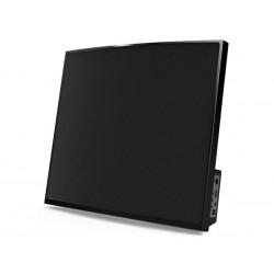 Enceinte Bluetooth montage mural noir
