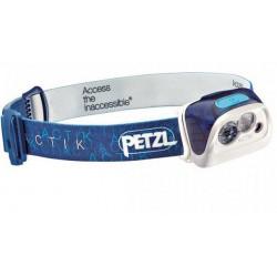 Lampe frontale à LED 300lm PETZL Actik bleu
