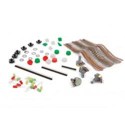 Kit d'accessoires + boîte de rangement