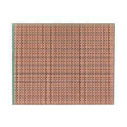 Plaque pastillée 3 trous 100 x 80mm FR4