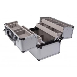 Valise aluminium 360 x 220 x 250 mm