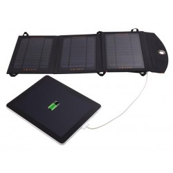 Chargeur solaire 10.5W USB