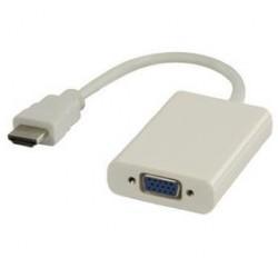 Convertisseur HDMI mâle vers VGA femelle