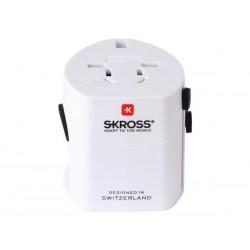 Skross Evo adaptateurs de voyage mondial