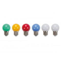 Ampoules de rechange pour guirlande de fête