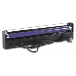 Lumière noire 15W avec armature