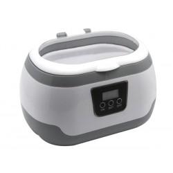 Nettoyeur à ultrasons 0.61L avec minuterie