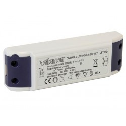 Driver led 700mA 27V dimmable