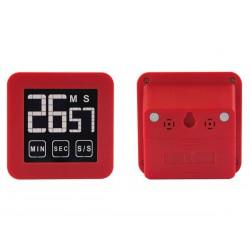 Minuteur tactile avec chronomètre et compte à rebours