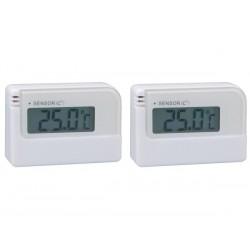 Thermomètre miniature -30 à 50 °c