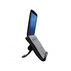 Support pour ordinateur portable avec HUB USB