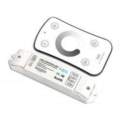Variateur led 1 canal avec télécommande RF