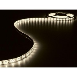 Ruban flexible blanc chaud à led avec alimentation 3m