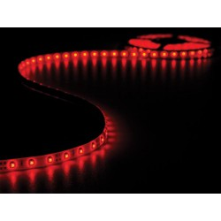 Ruban flexible rouge 300 leds 12v 5m