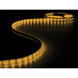Ruban flexible jaune 300 leds 12v 5m