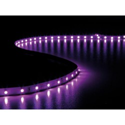 Ruban flexible rose 300 leds 24v 5m