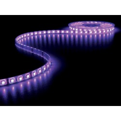 Ruban flexible RVB 300 leds 12v 5m IP68