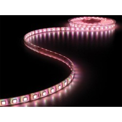 Ruban flexible RVB 300 leds 24v 5m IP68