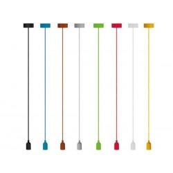 Luminaire design à suspension en cordage, E27