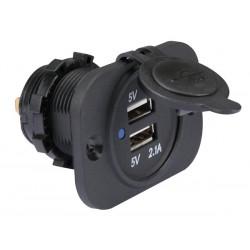 Connexion USB à encastrer