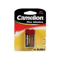 Pile 9V Alcaline Camelion 6LR61