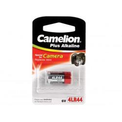 Pile 4LR44 Alcaline 6V Camelion
