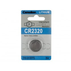 Pile CR2320C 3V Lithium Camelion